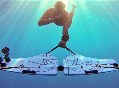 机动水下冲浪板Subwing