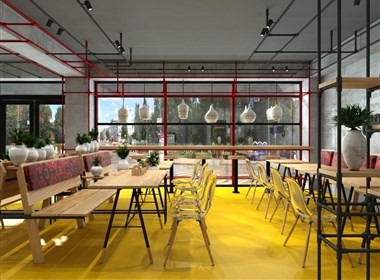 Design Eco快餐