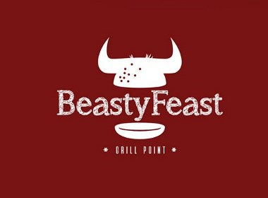 beastyfeast烧烤点品牌设计
