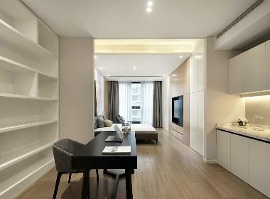 简约风单层公寓