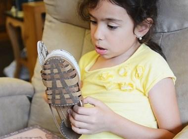 一套以鞋子为造型的童书——「履游趣」