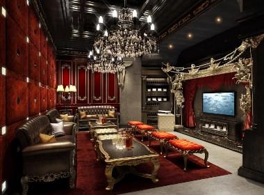 酒咖设计,重庆蜂88 1466㎡|北京海岸设计