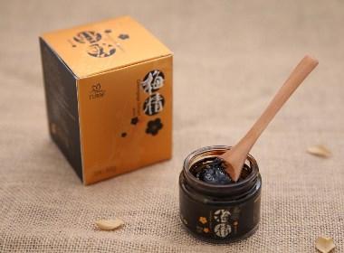 养生食品包装设计-黑米设计