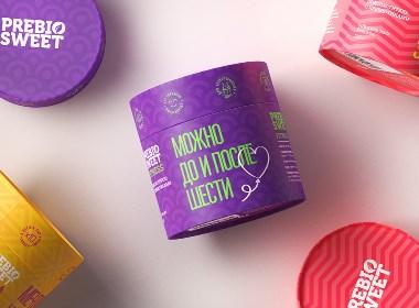 Prebio Sweet糖包装设计