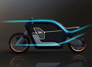 奥迪牌摩托车