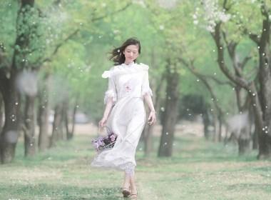 The blossom—人像摄影