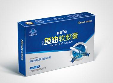和藤保健品系列包装设计