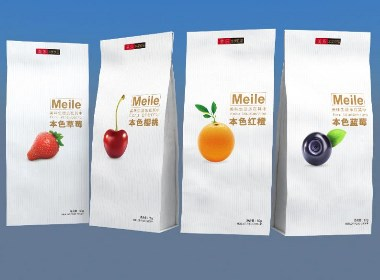 【柏林维尔设计】美果乐包装设计