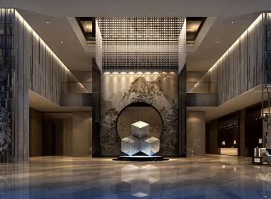 菏泽商务酒店设计公司—红专设计丨般若商务休闲酒店