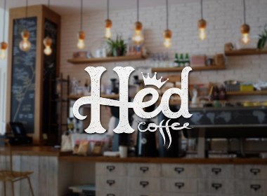 HED咖啡品牌包装设计