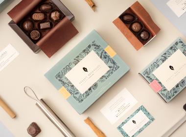 波多埃斯康迪巧克力包裝
