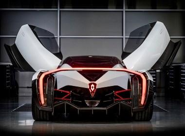 在日内瓦车展亮相的超棒概念车