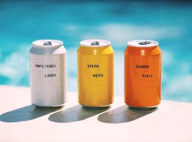 手工啤酒包装设计