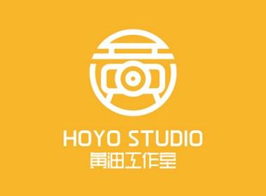 黄油摄影工作室LOGO设计