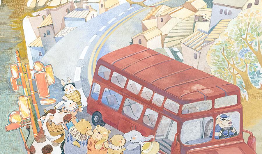 英文歌曲儿童绘本