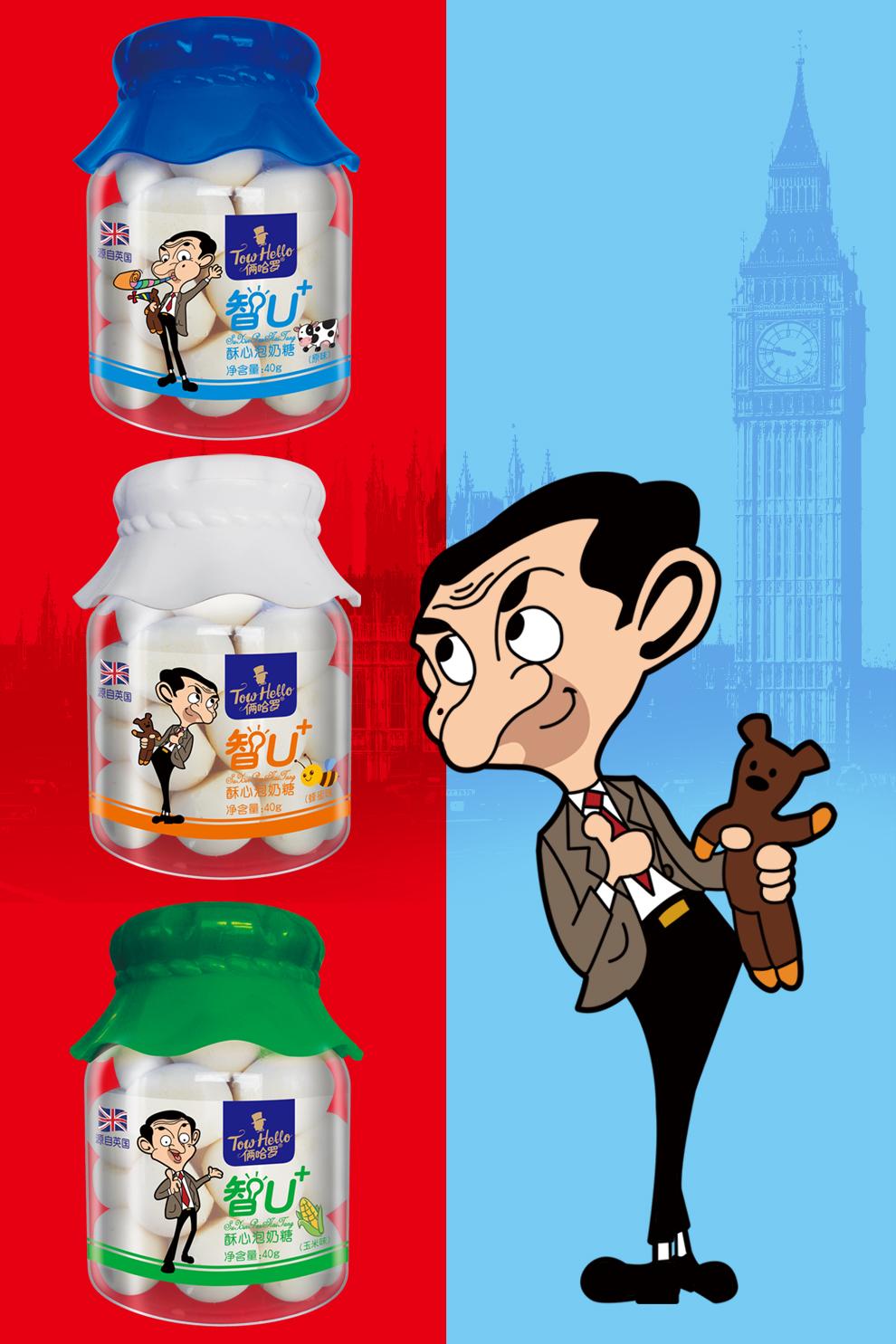 """【百纳食品包装设计】联和品牌整合案例— —""""让您的包装会说话"""""""