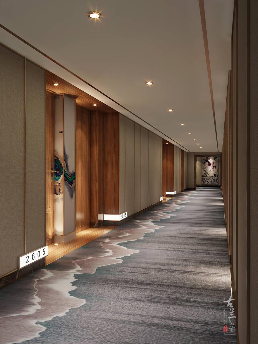 塔莎主题酒店-成都专业主题酒店设计公司