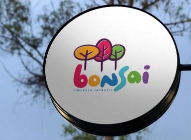 一家儿童书店的品牌形象设计