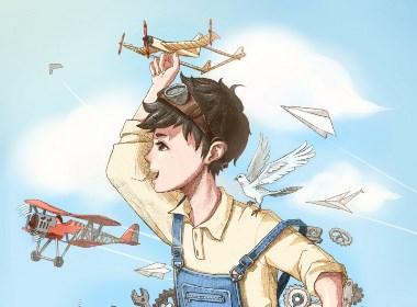 儿童插画欣赏