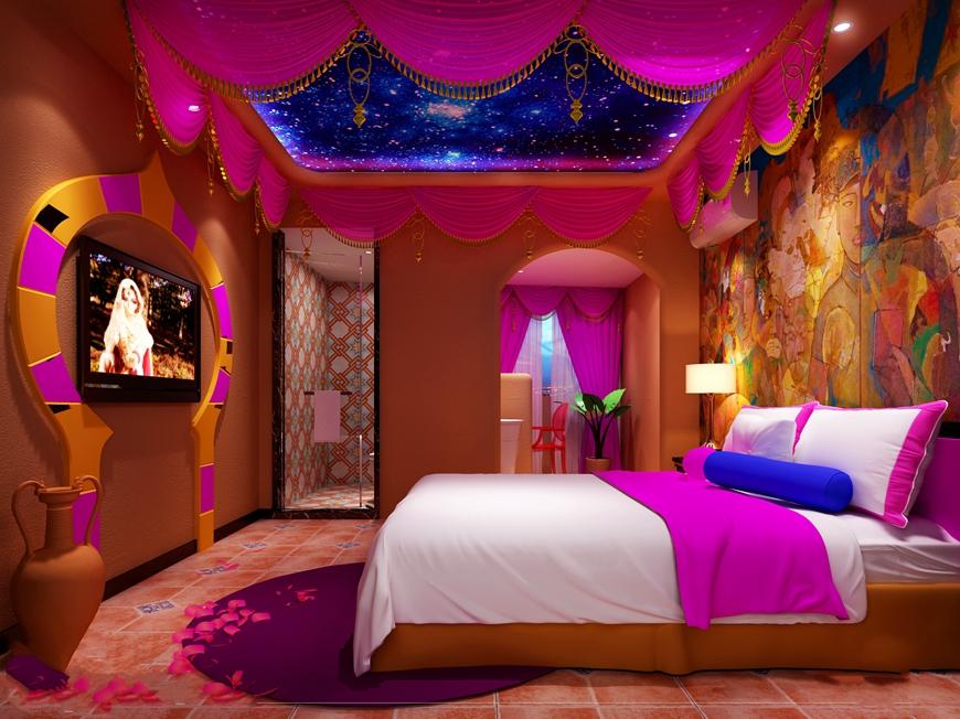 兴义主题酒店设计