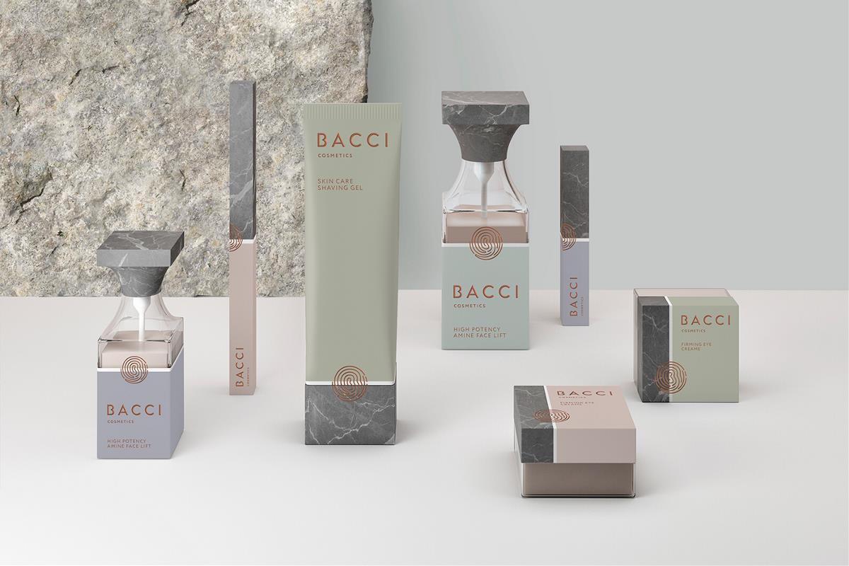 bacci化妆品牌设计