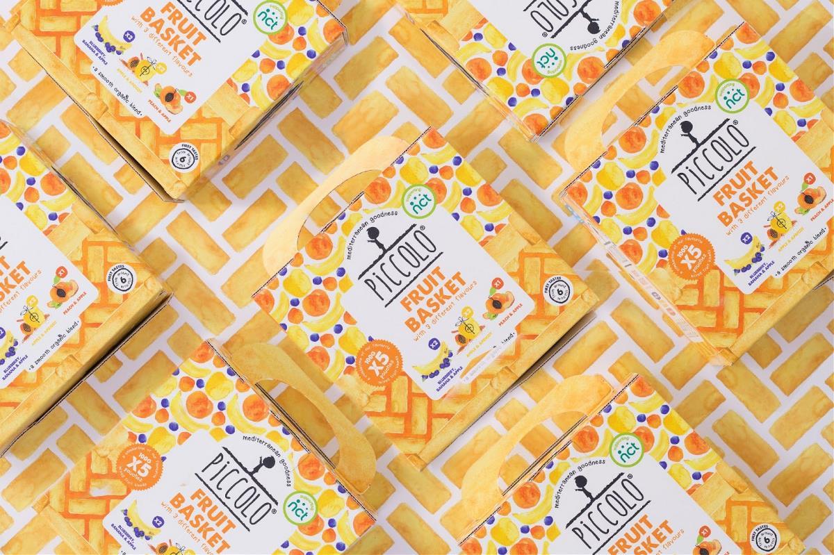 婴儿食品包装设计