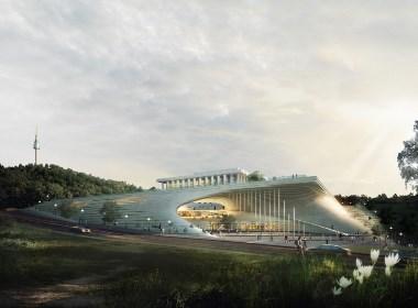 韩国国立剧院演艺建筑