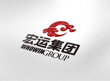 卓摩设计——宏运集团logo设计