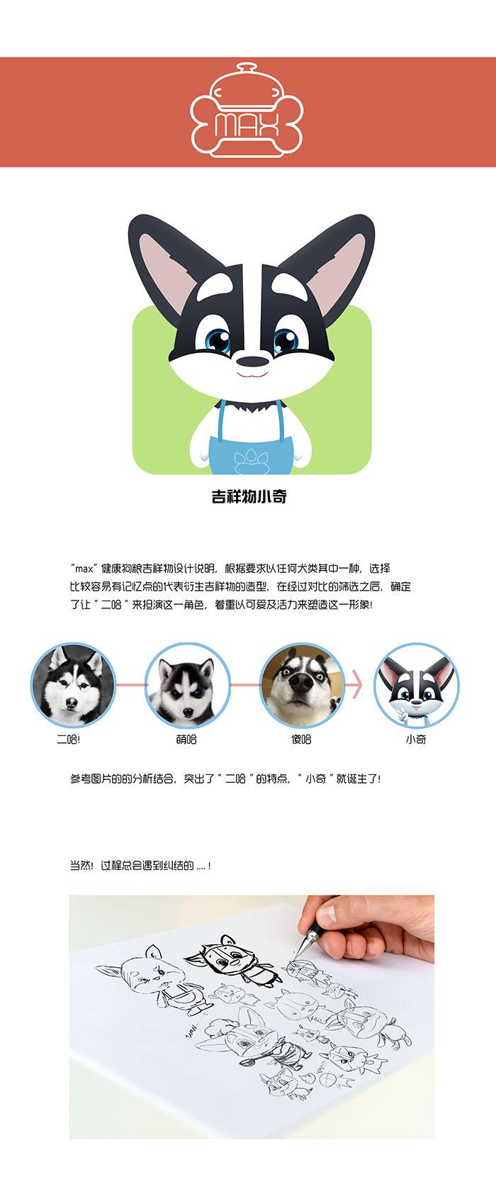 狗狗吉祥物
