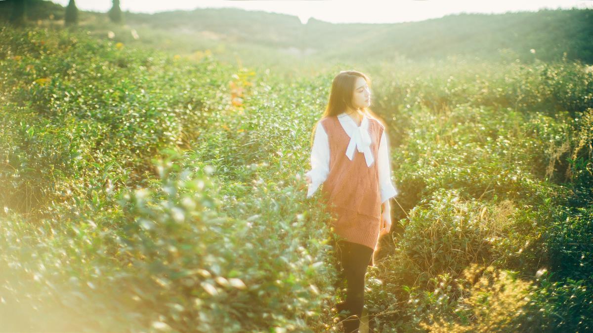 《茶园日記》—人像摄影