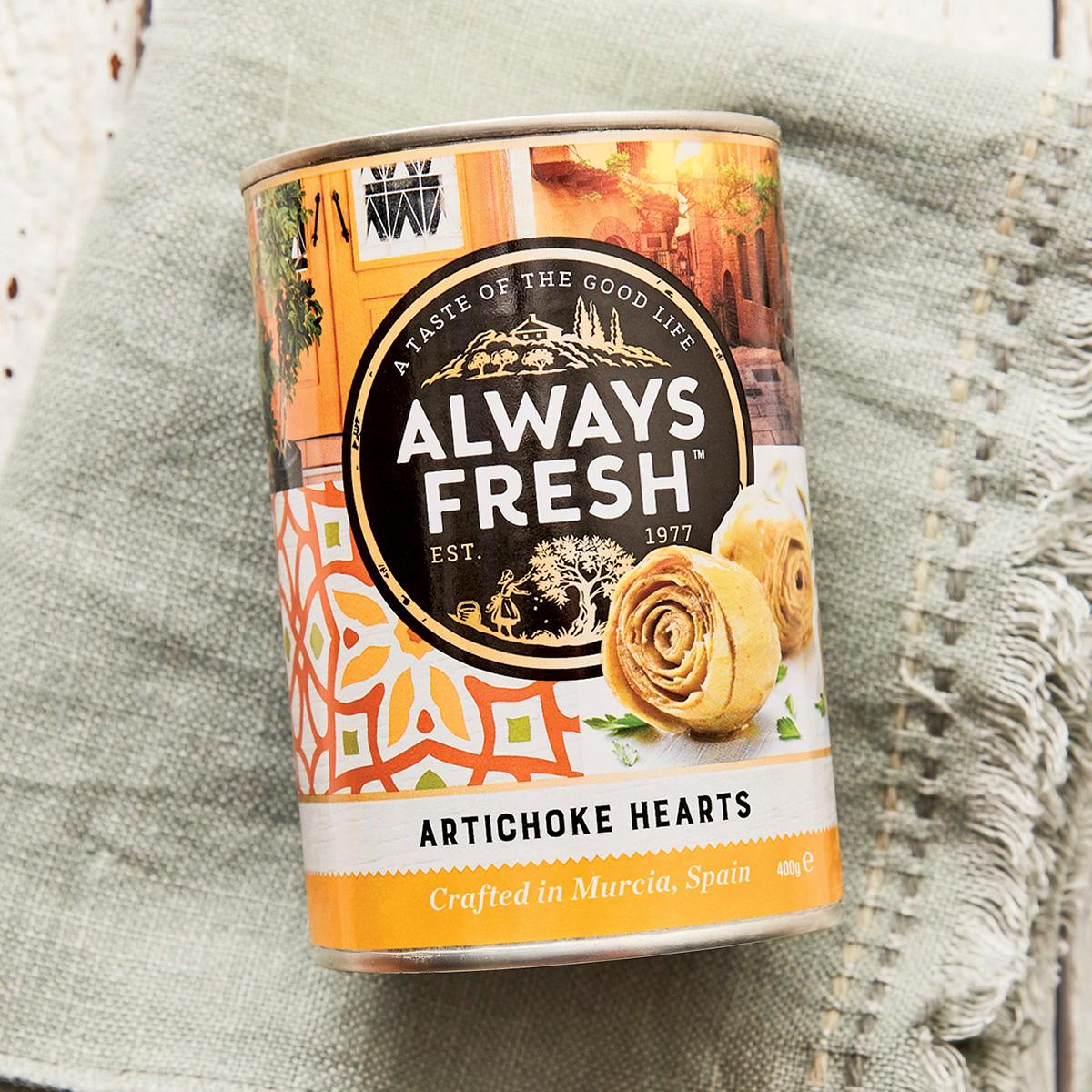 罐头产品包装设计