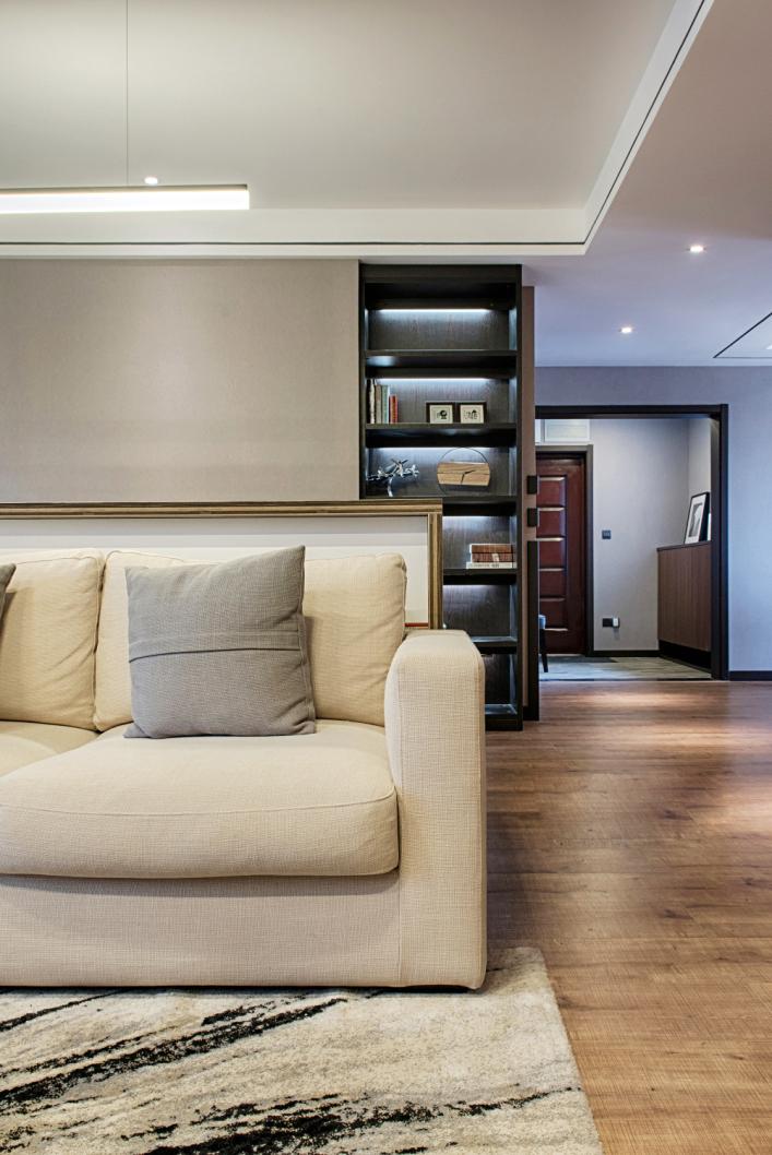 现代风格公寓