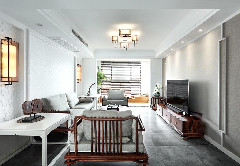 新中式古典公寓