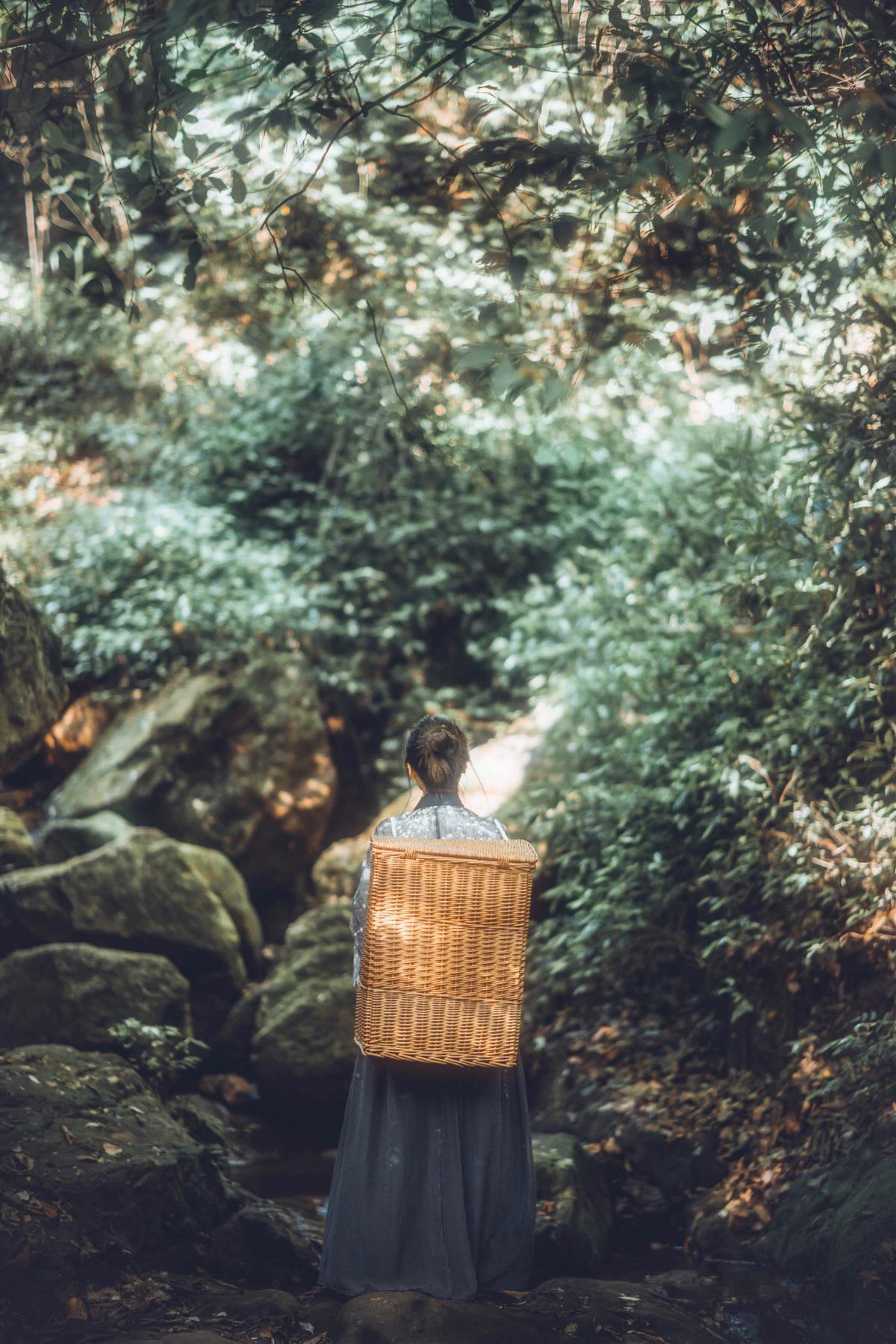 空山隐—人像摄影