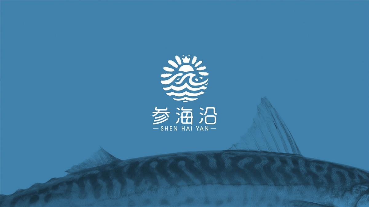 参海沿品牌形象设计