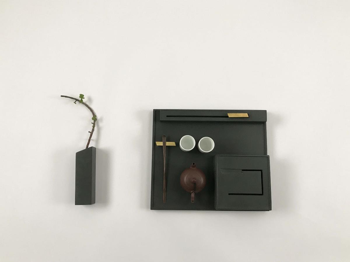 上相【金砖·香炉】天罗绿茶器-香器