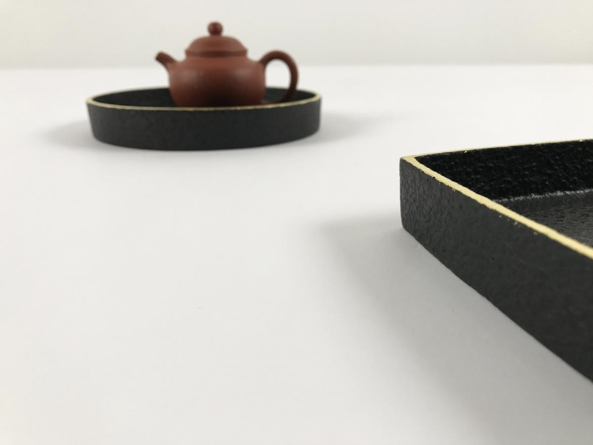 【金边·容】茶器-容器