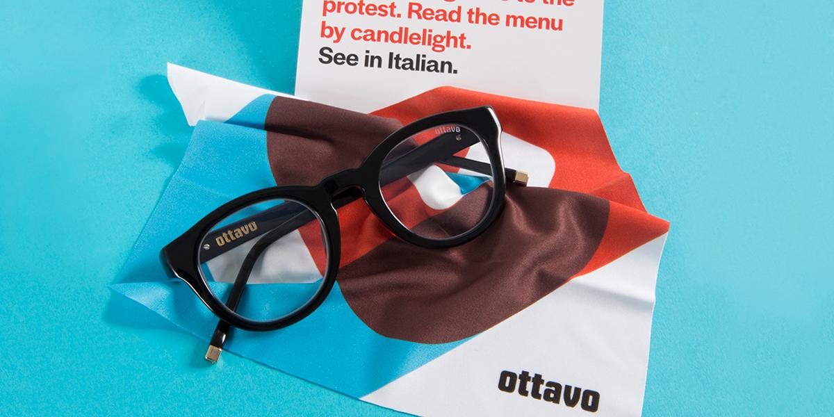 时尚眼镜包装
