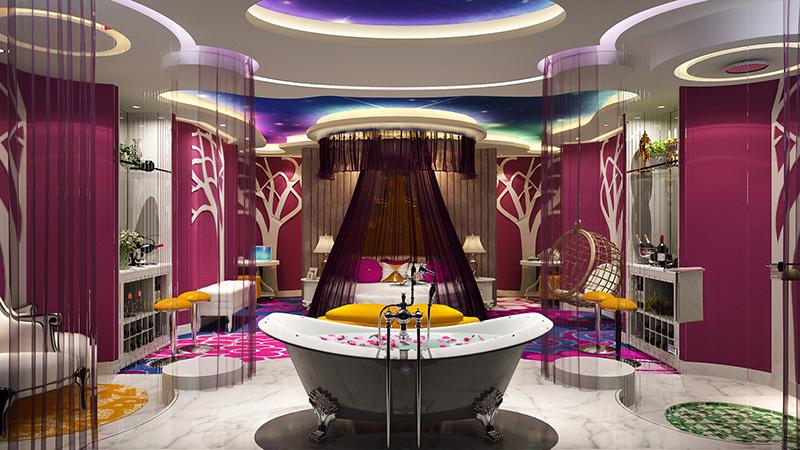 成都商店酒店设计_酒店情趣原创设计-中国设计情趣用品情趣沈阳地址图片