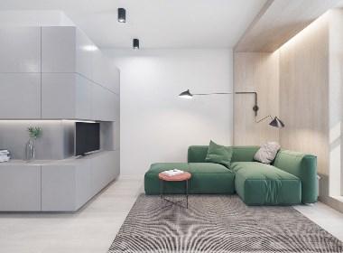 现代时尚公寓