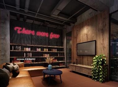 办公室设计 ,上海DOINGFILMS影视办公室设计方案|北京海岸设计