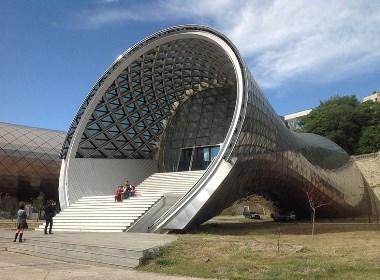 rhike公园音乐中心建筑