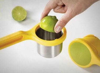 手动螺旋柠檬榨汁机