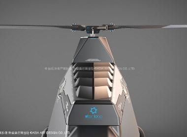 无人机-901型无人直升机