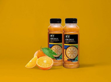 April作品「 美浓果汁饮料 」品牌+包装设计