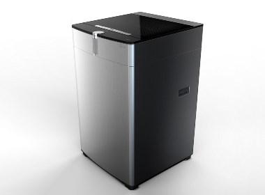 美的洗衣机工业设计