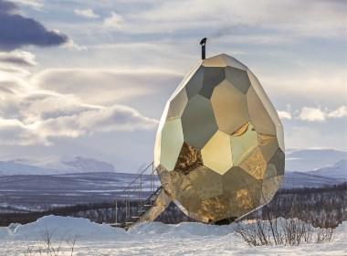 太阳能蛋建筑设计