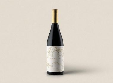 Bosque葡萄酒包装设计