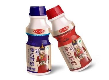 河套——蒙古酸奶