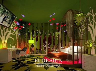 河南专业主题酒店设计公司解析创意十足的郑州荥阳半夏拾光酒店设计方案